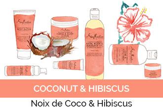 Découvrez la gamme Coco & Hibiscus