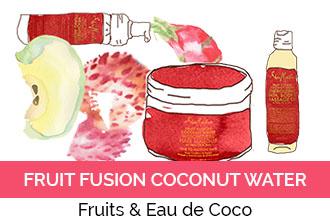 Découvrez la gamme Coconut Water