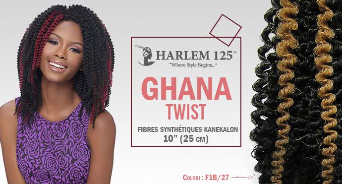 HARLEM 125, GHANA TWIST
