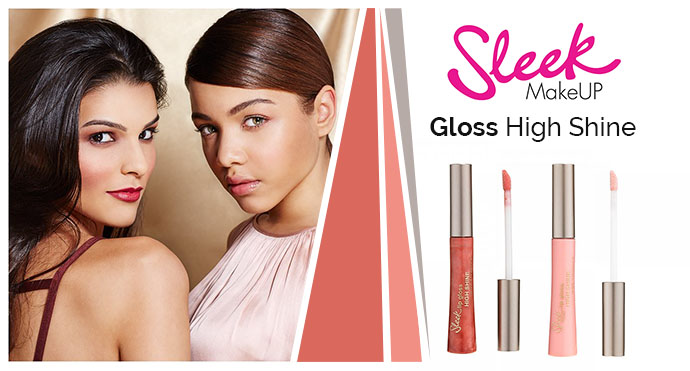 SLEEK MAKEUP LIPGLOSS HIGH SHINE