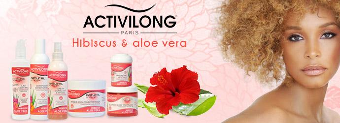 ACTIVILONG, hibiscus & aloe vera