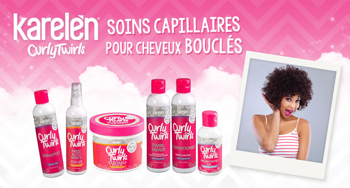 KARELEN CURLY TWIRL - SUPERBEAUTE.fr