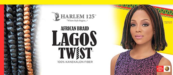HARLEM 125 LAGOS TWIST
