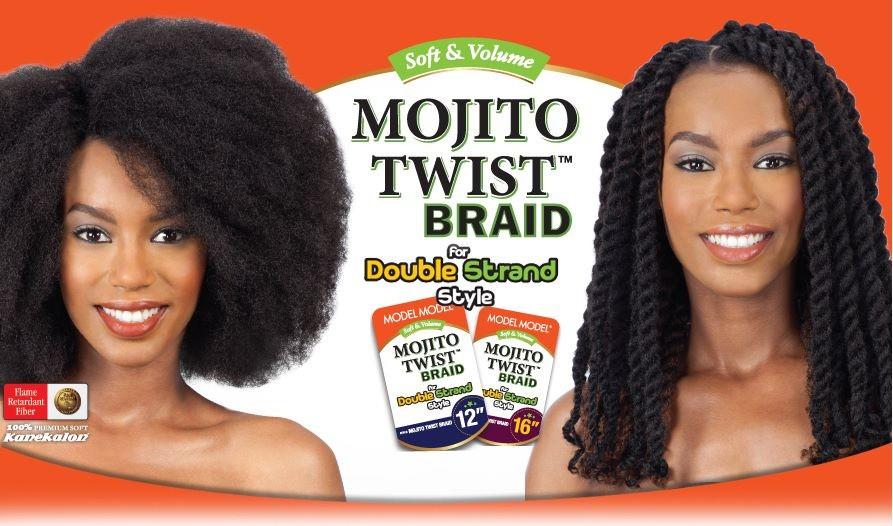 MOJITO TWIST MODEL MODEL