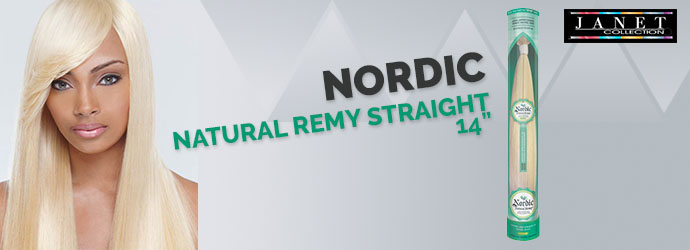 NORDIC JANET NATURAL REMY STRAIGHT