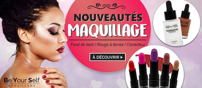Nouveautés Maquillage AOUT 2018, cliquez ici >>>