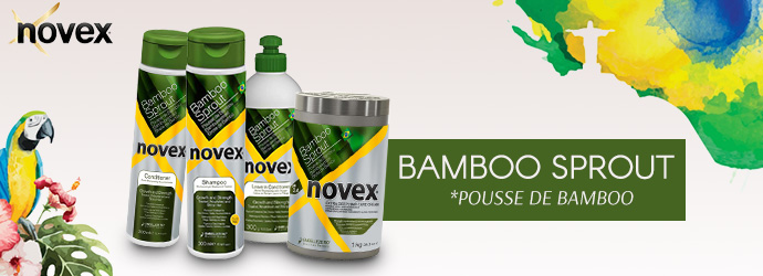 NOVEX - BAMBOO SPROUT