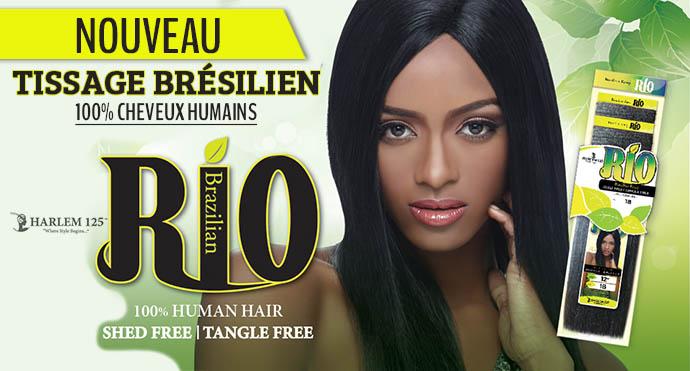 TISSAGE BRESILIEN RIO HARLEM 125