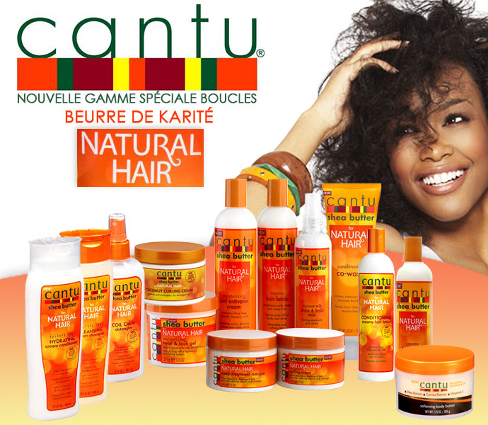 CANTU GAMME SPECIALE BOUCLES