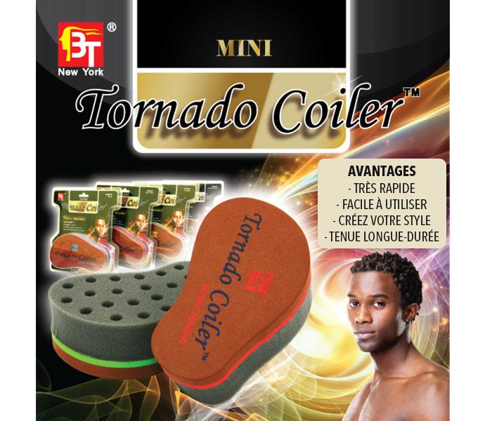 TORNADO COILER BEAUTY TOWN INTERNATIONEL