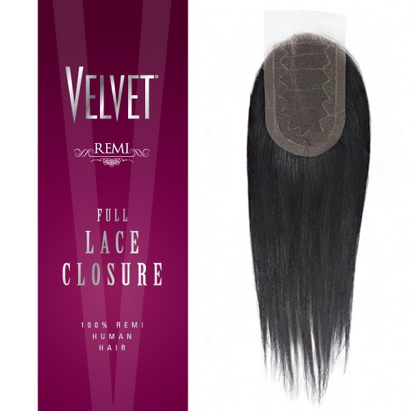 Closure Velvet Full Lace de Outré