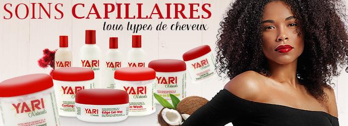 YARI - SOINS CAPILLAIRES