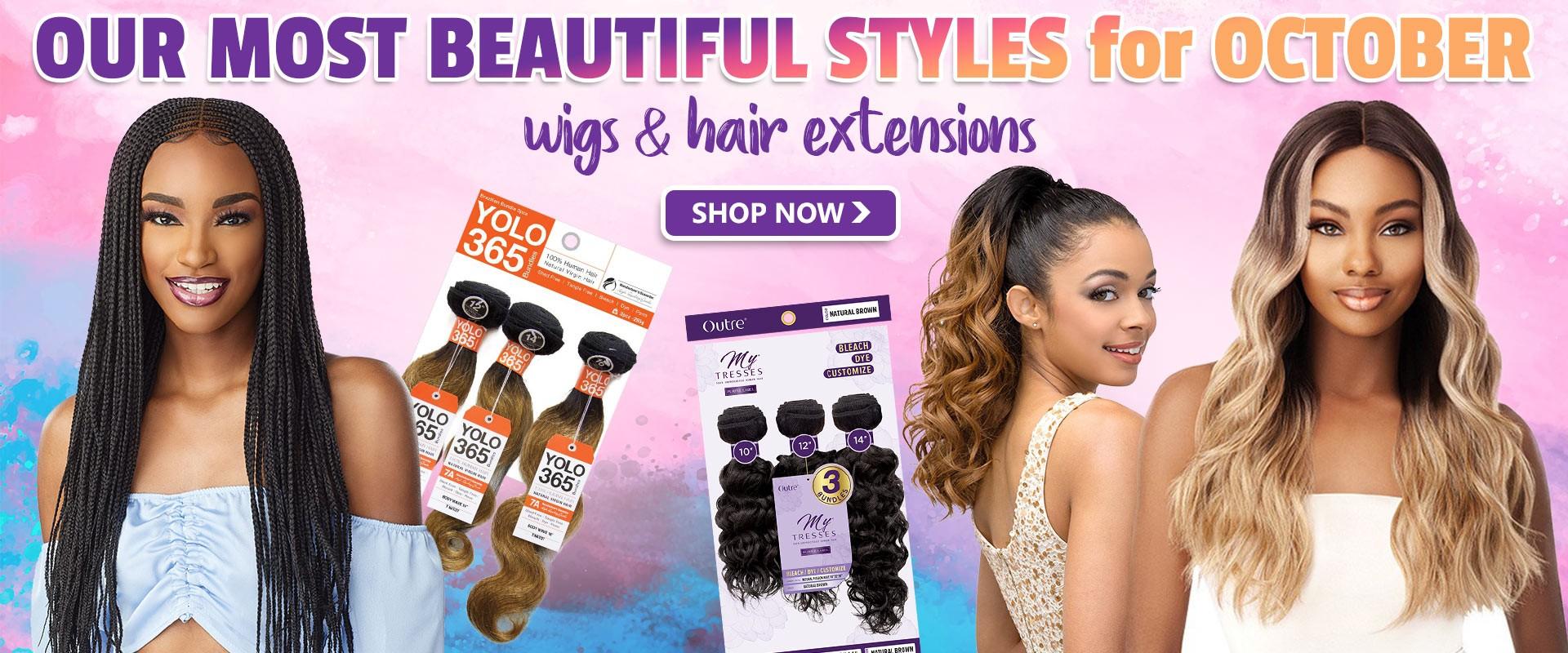 Hair styles october