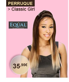Equal perruque perruque Classic Girl