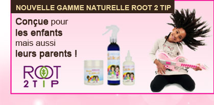 Nouvelle gamme naturelle Root 2 Tip