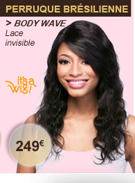 Its a Wig perruque Bresilienne