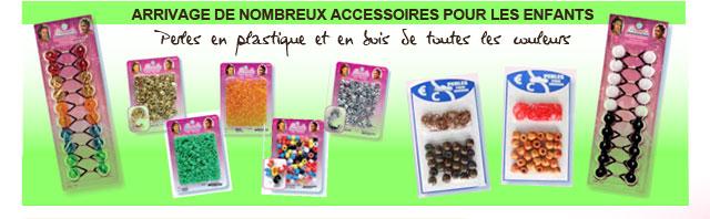 DreamFX accessoires cheveux enfants