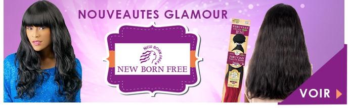 Nouveautes New Born Free
