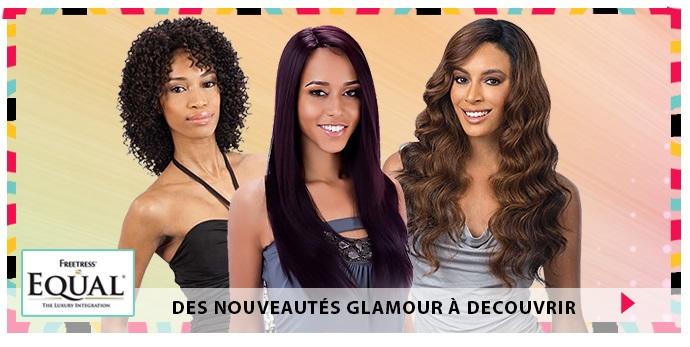 Nouveautes glamour Equal