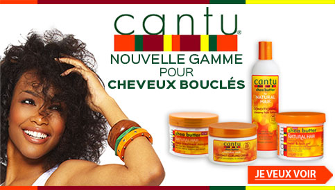 Nouvelle gamme Cantu Real Hair