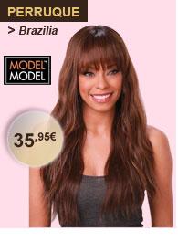 Model Model perruque Brazilia