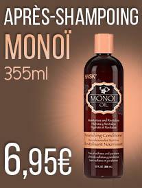 Aprs shampooing Monoi HaskCo wash As I AM