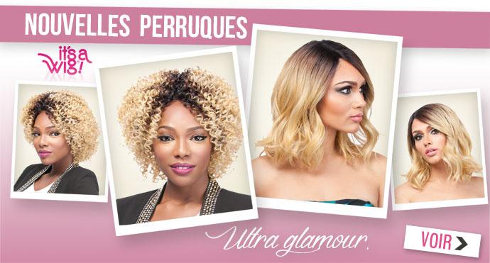 Nouvelles perruques Its a Wig