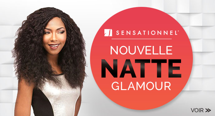 Nouvelle natte SENSATIONNEL