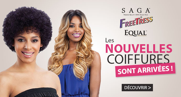Nouvelles coiffures SAGA EQUAL FREETRESS