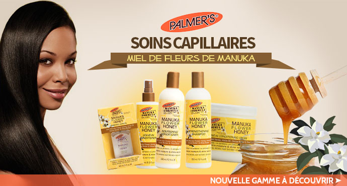 Soins capillaires PALMERS