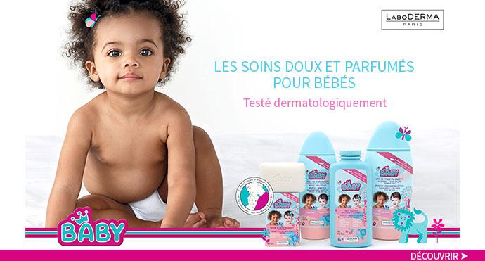 Soins bébés LABO DERMA