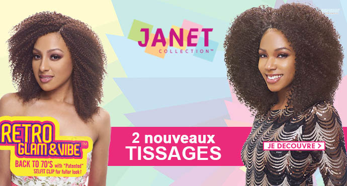 2 nouveaux tissages JANET