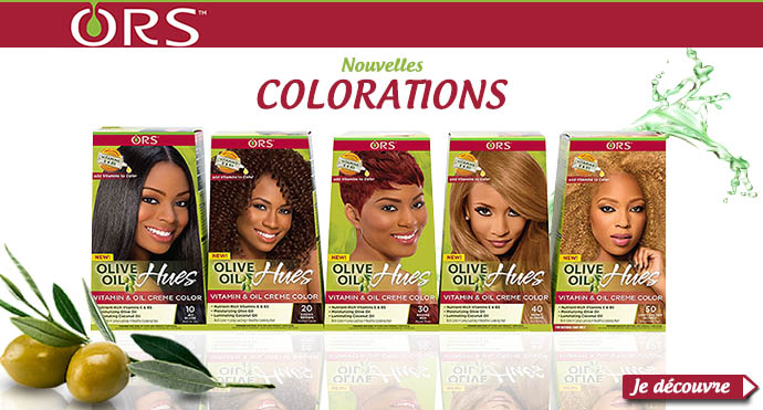 Nouvelles colorations ORGANIC ROOT STIMULATOR