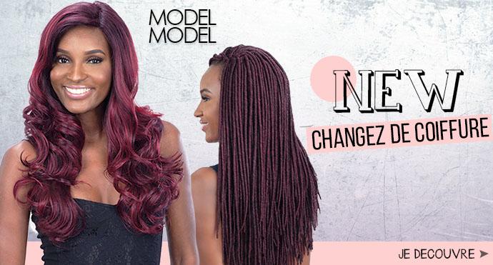 Changez de coiffure avec les nouveautés MODEL MODEL