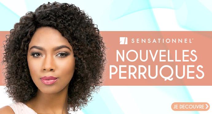 Nouvelles perruques SENSATIONNEL