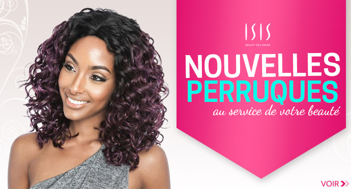 Les nouvelles perruques ISIS