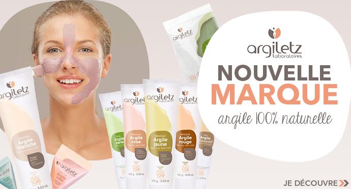Nouvelle marque ARGILETZ