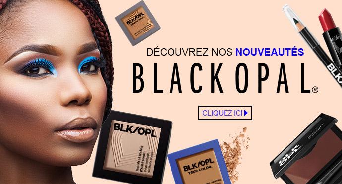 Nouveautés maquillage BLACK OPAL
