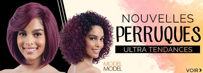 Nouvelles perruques MODEL MODEL