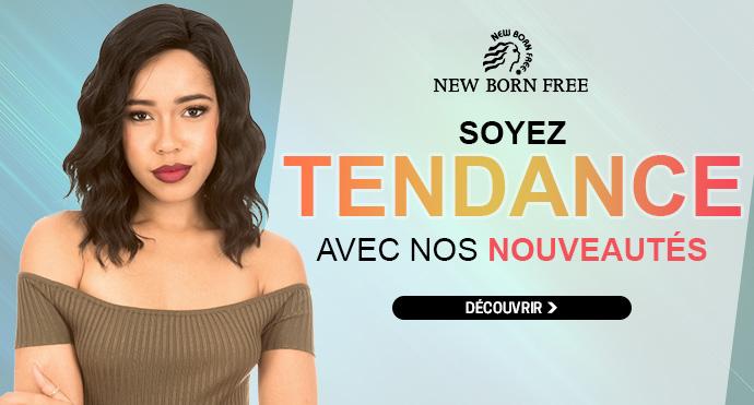 Soyez tendance avec NEW BORN FREE