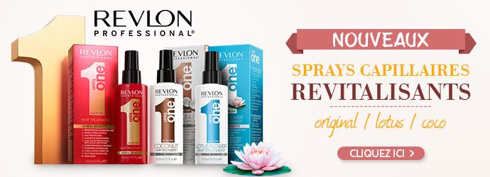 Nouveaux sprays REVLON