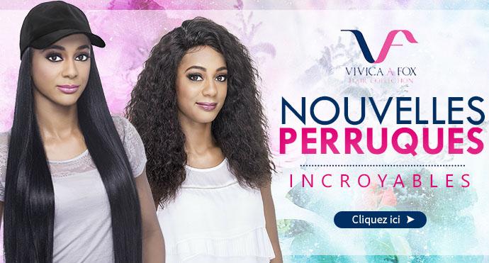 Nouvelles coiffures VIVICAFOX
