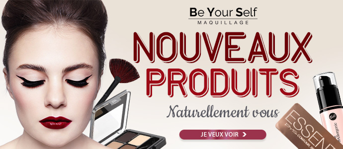 Nouveautés BE YOUR SELF