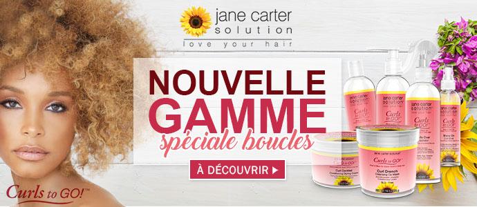 Nouvelle gamme JANE CARTER
