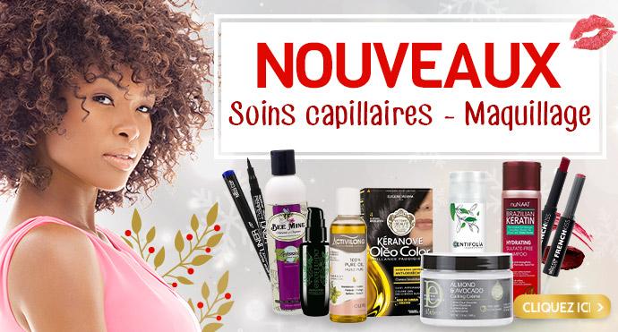 Nouveautés soins et maquillages