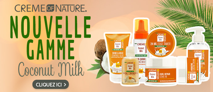 Soins CREME OF NATURE Coco